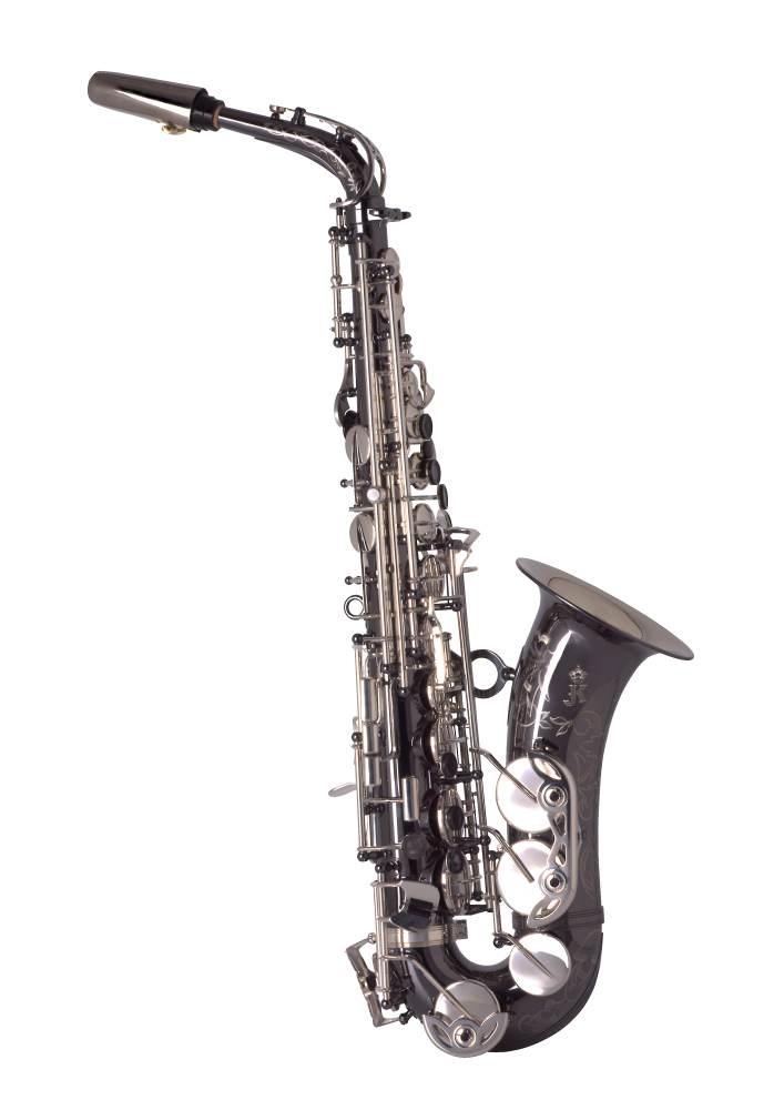 Saxophone Black And White