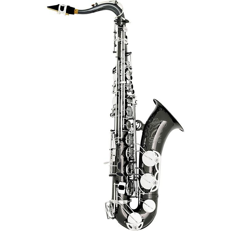 750x750 Giardinelli 812 Series Black Nickel Tenor Saxophone Music123