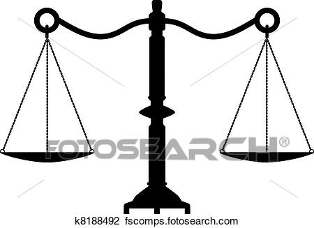 450x327 Justice Scale Clip Art Royalty Free. 4,958 Justice Scale Clipart