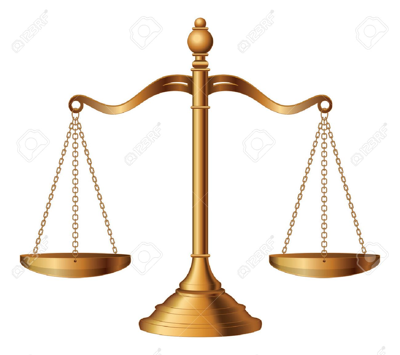Scales Of Justice Clipart