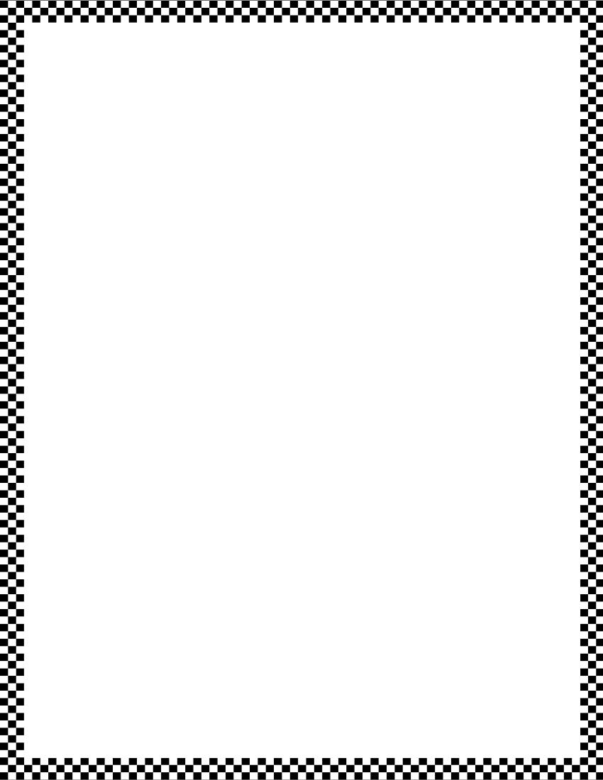 850x1100 Frame Scalloped Edge Border Clipart Clipart Kid
