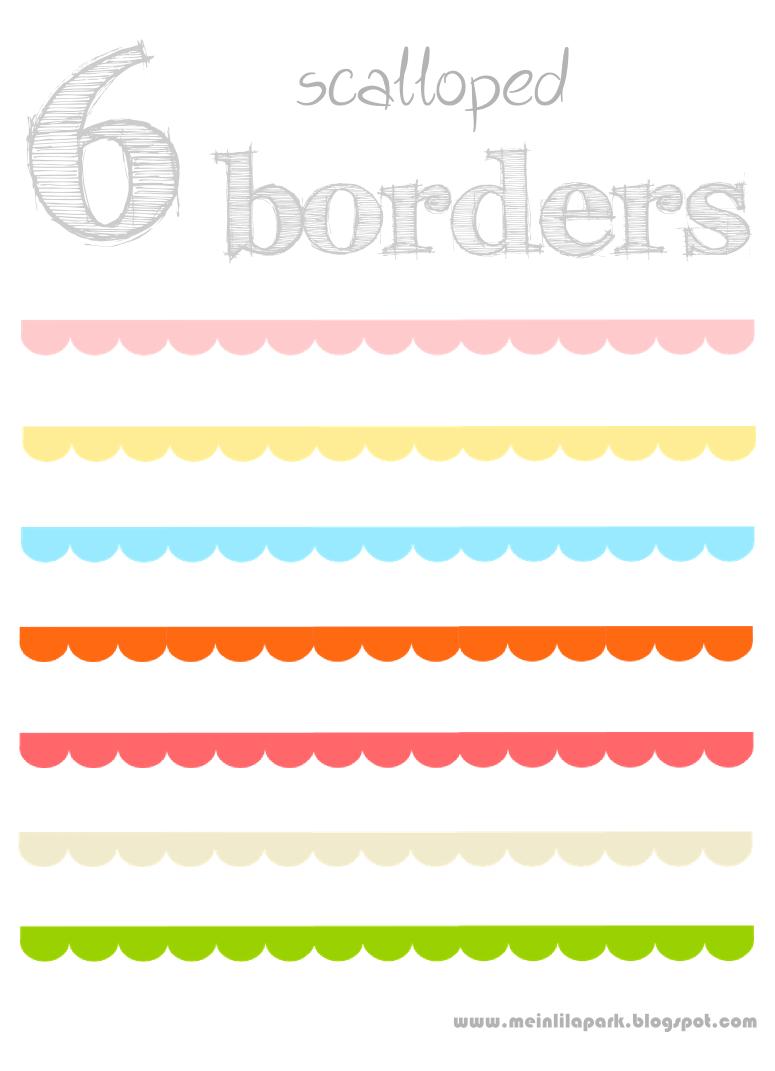 775x1071 Border Edge Clip Art