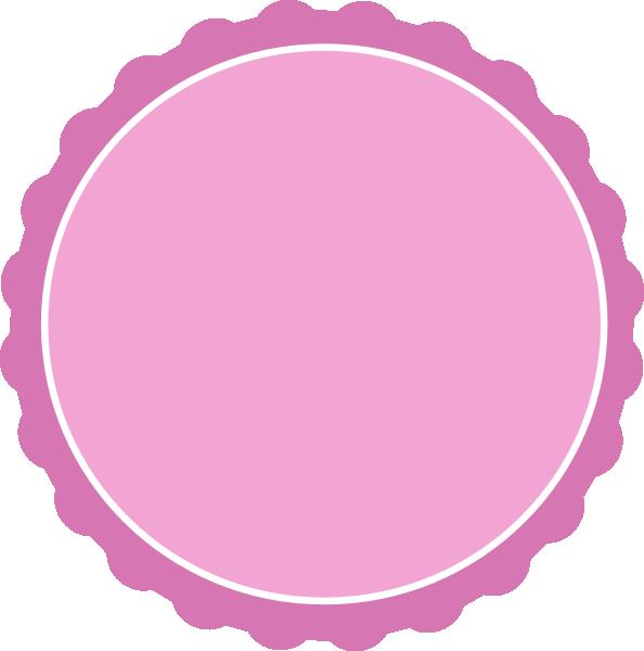 594x600 Tealscallop Clip Art