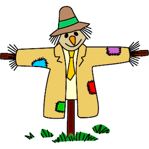 300x300 Scarecrow Clipart, Cliparts Of Scarecrow Free Download (Wmf, Eps