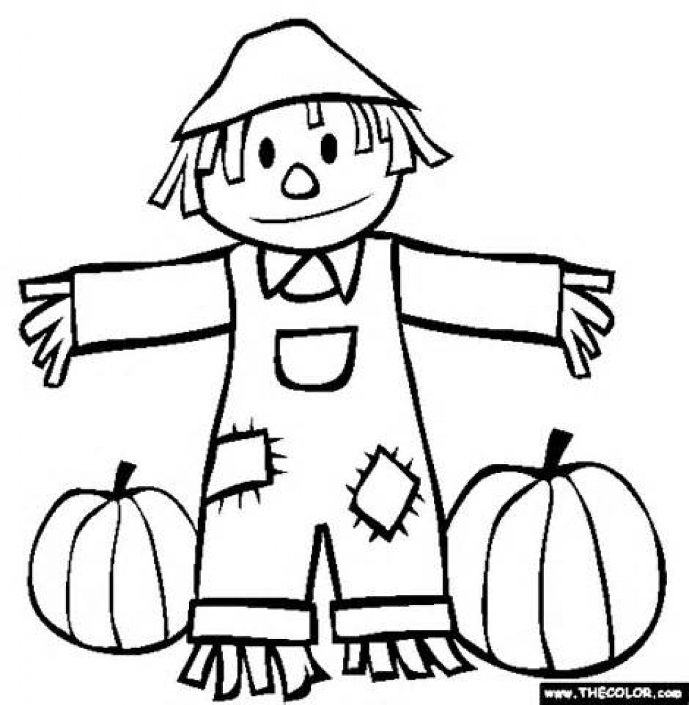 1002x1024 Printable Pumpkins Coloring Pages Cooloring For Brilliant As Well