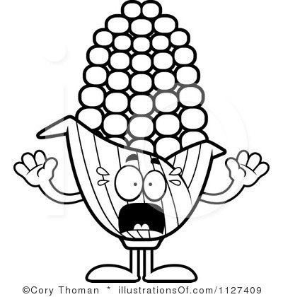 400x420 Scarecrow Clipart Black And White Clipart Panda