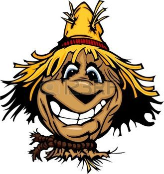 Scarecrow Hat Clipart