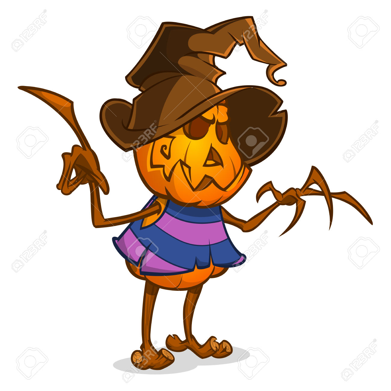 Scarecrow Hat Clipart Free Download Best Scarecrow Hat Clipart On