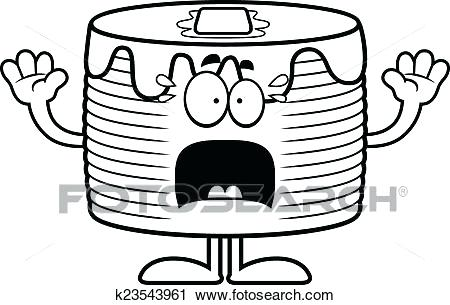 450x305 Clipart Scared Scared Cartoon Beaver Free Clip Art Scared Smiley