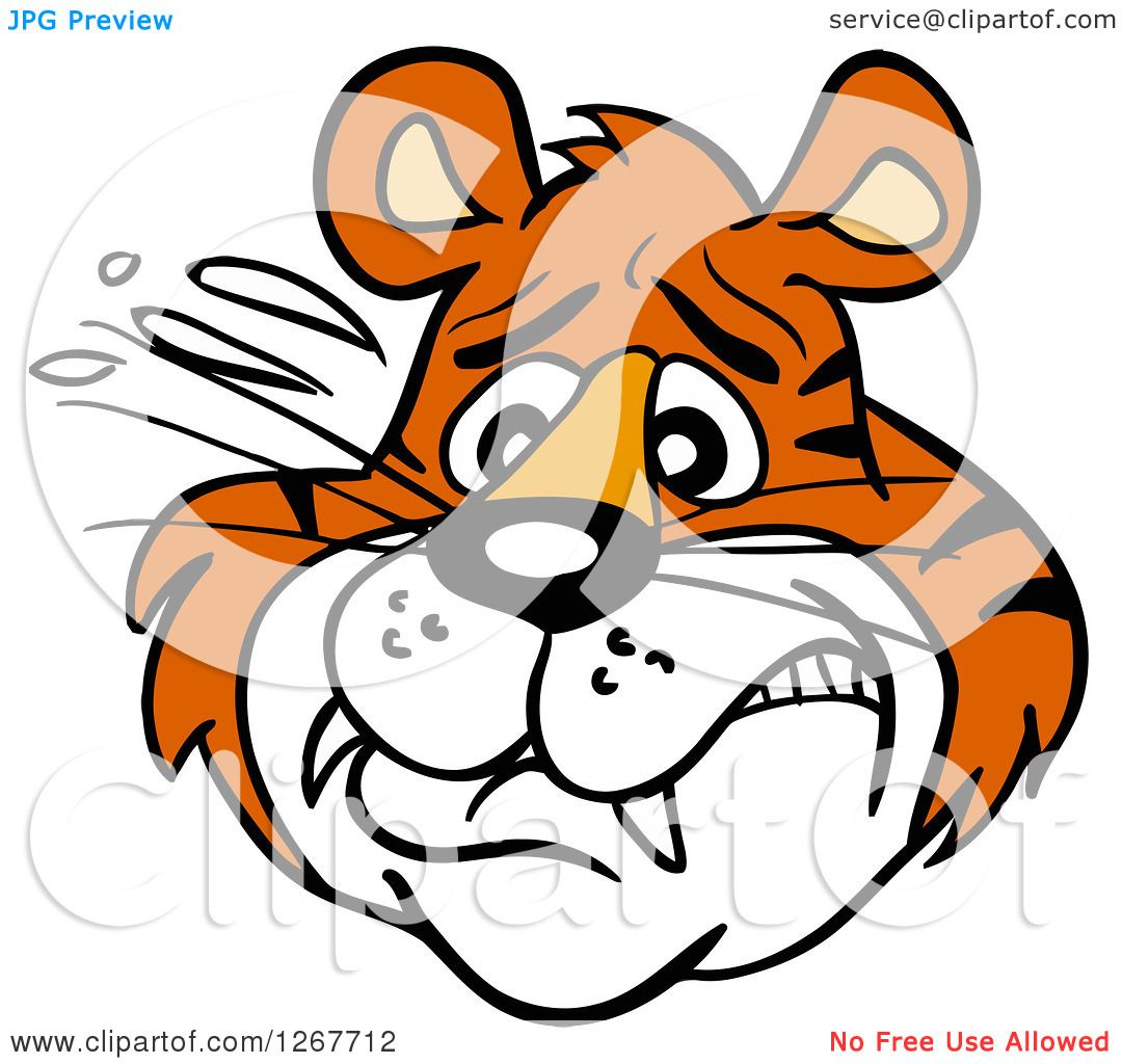 1080x1024 Scary Clipart Wildcat
