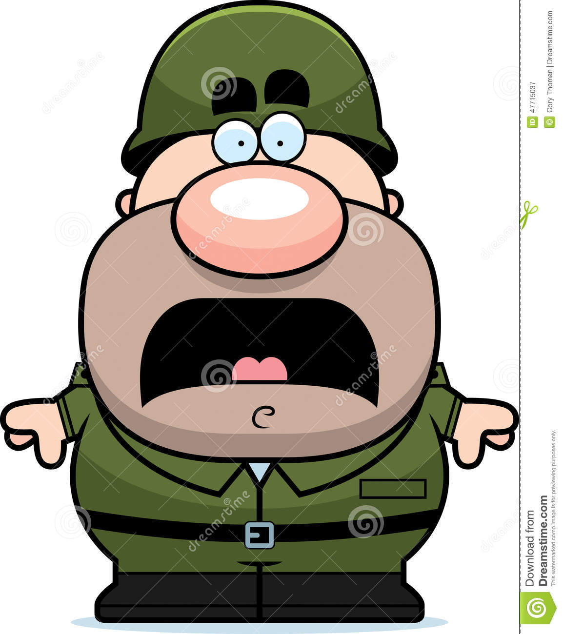 1154x1300 Soldier Clipart Scared