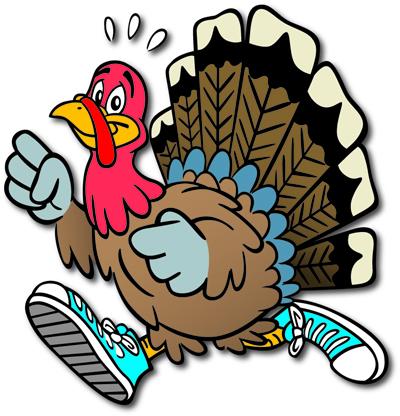 400x416 Free Turkey Clip Art