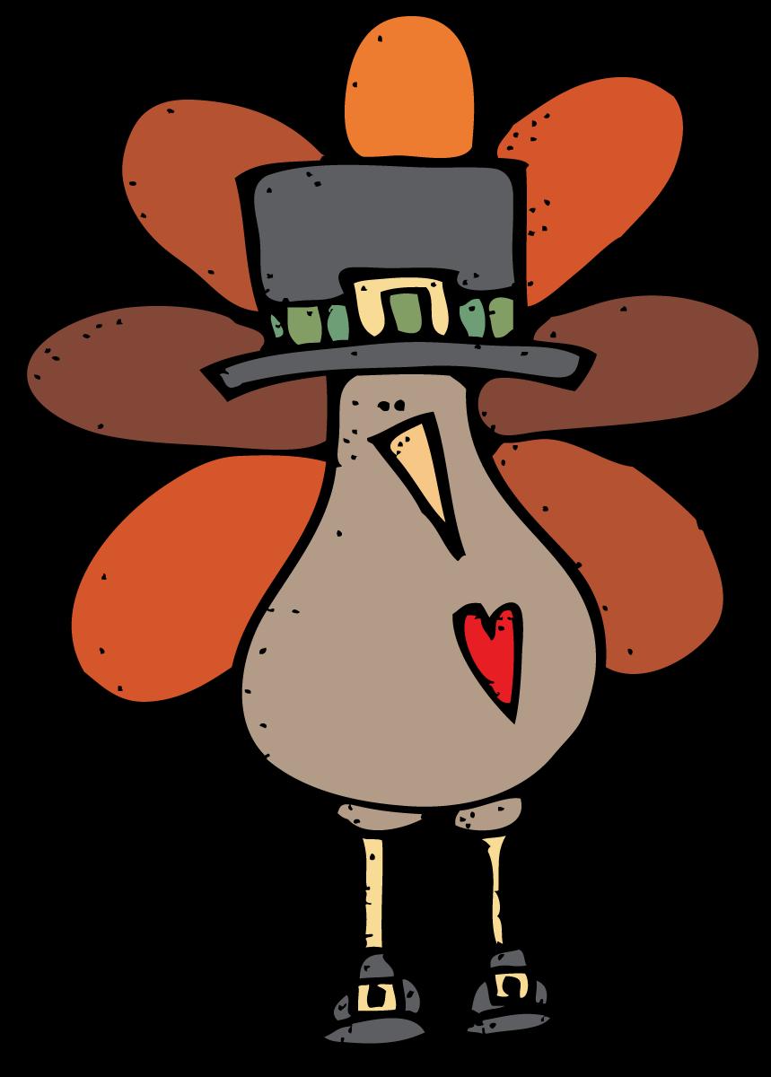 859x1200 Thanksgiving Turkey Clip Art Ski Cliparts