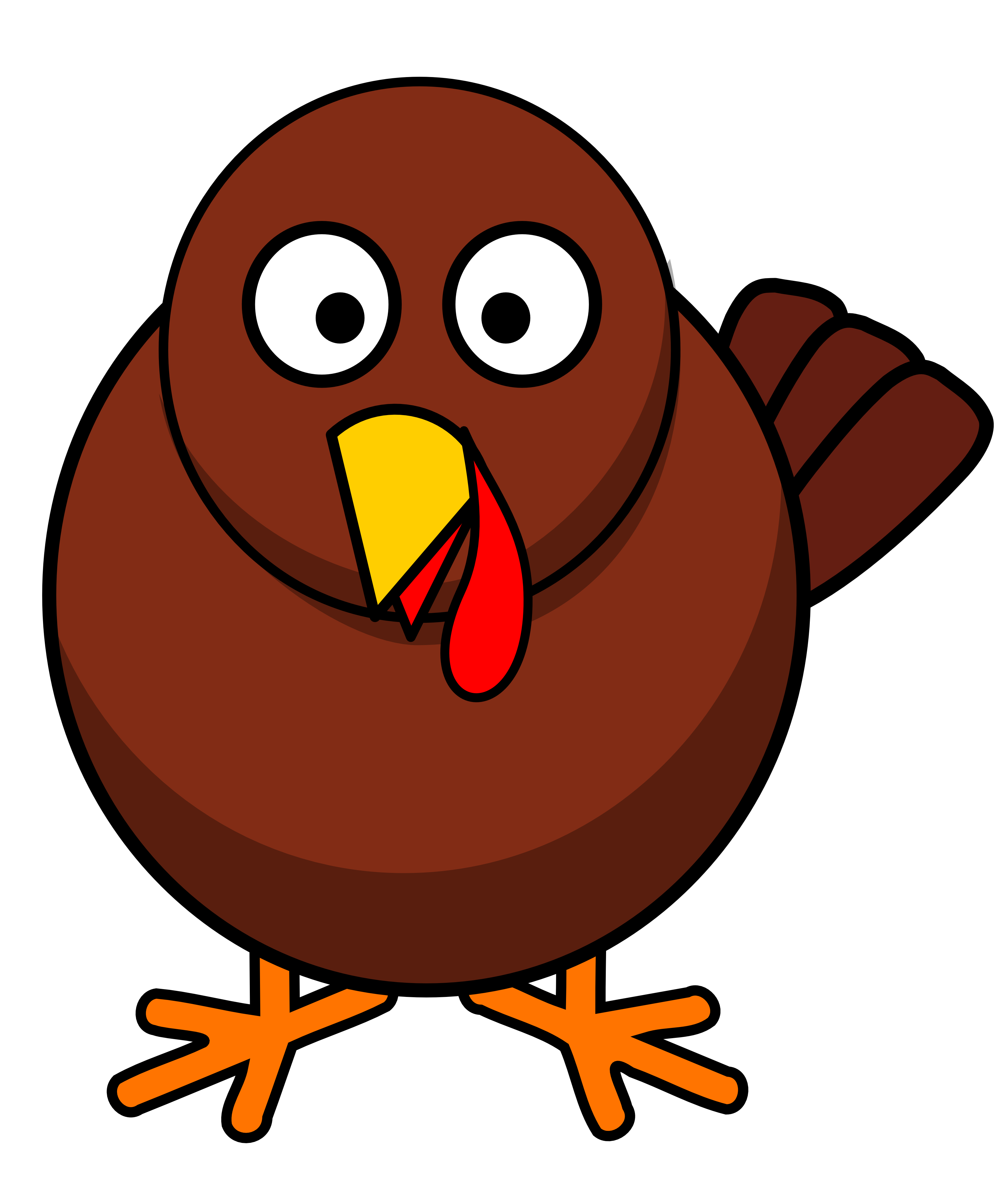 3333x4000 Turkey Clip Art Pictures Hunting Free Clipart Images