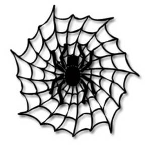 300x300 Free Scary Halloween Clip Art Black And White Cliparts