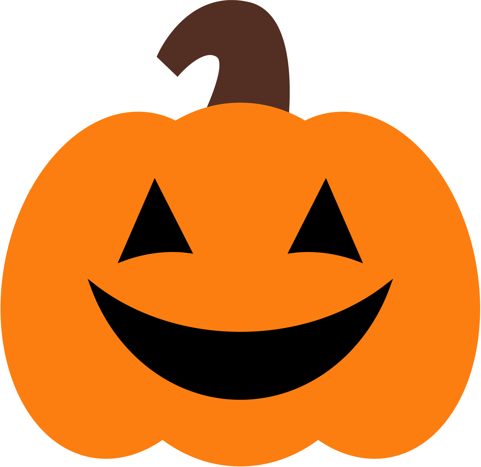 1642x1596 Happy Halloween Pumpkin Clipart