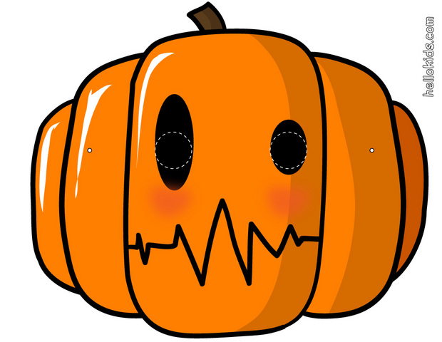 620x480 15 Simple But Not Scary Halloween Crafts For Toddlers