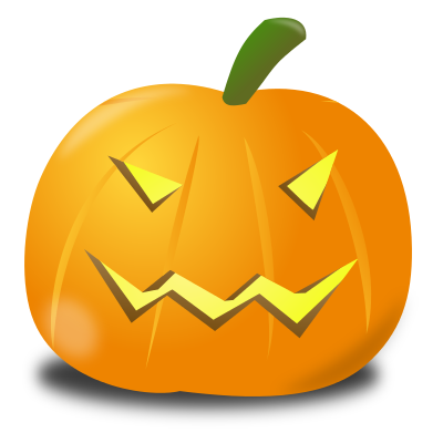 400x400 Graphics For Spooky Pumpkin Graphics