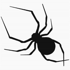 236x236 12 Spider Silhouette Clipart Images Clipart By Omgdigitaldesigns