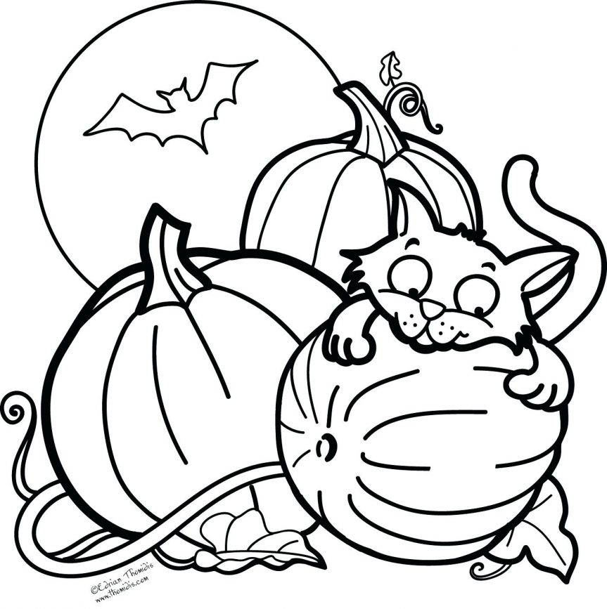 863x867 Coloring Pages Search Images Halloween Online Scary Witches Adults
