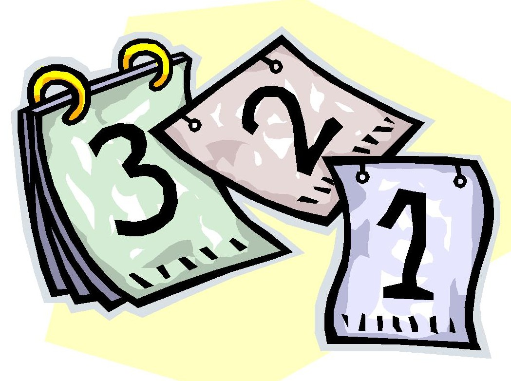1049x782 Weekly Schedule Clip Art Cliparts