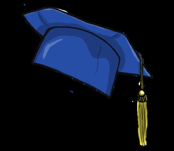 600x521 Graduation Cap Clipart