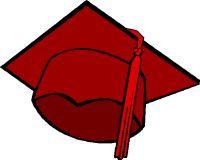 200x160 Graduation Clipart Cup