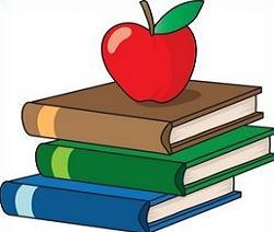 250x212 Free School Apple Clipart