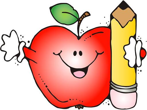 512x384 Apple clipart school