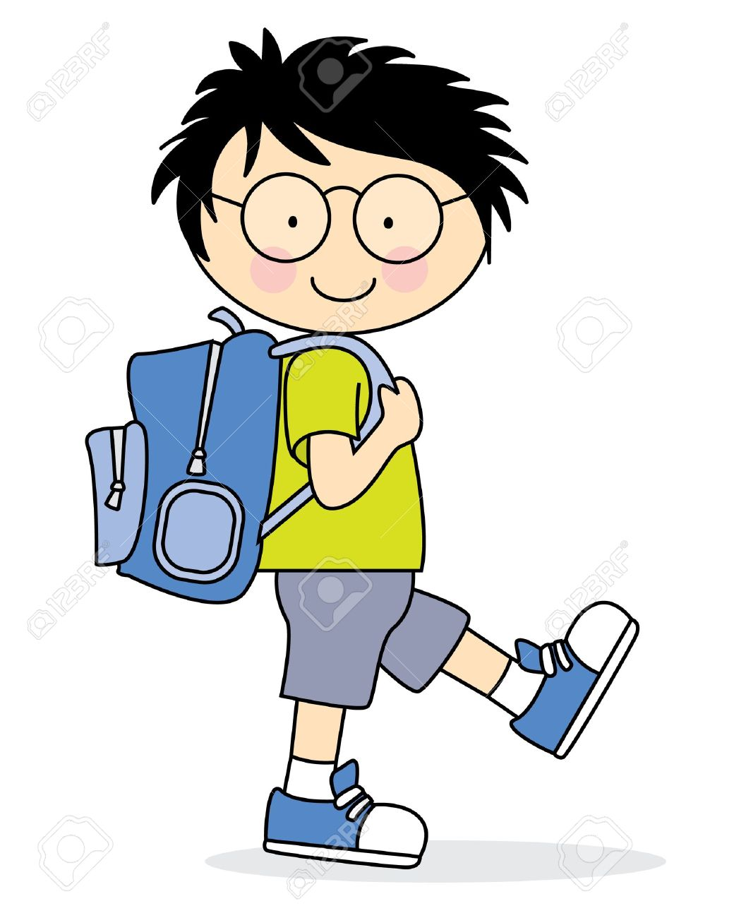 1040x1300 Laptop Clipart Walking School
