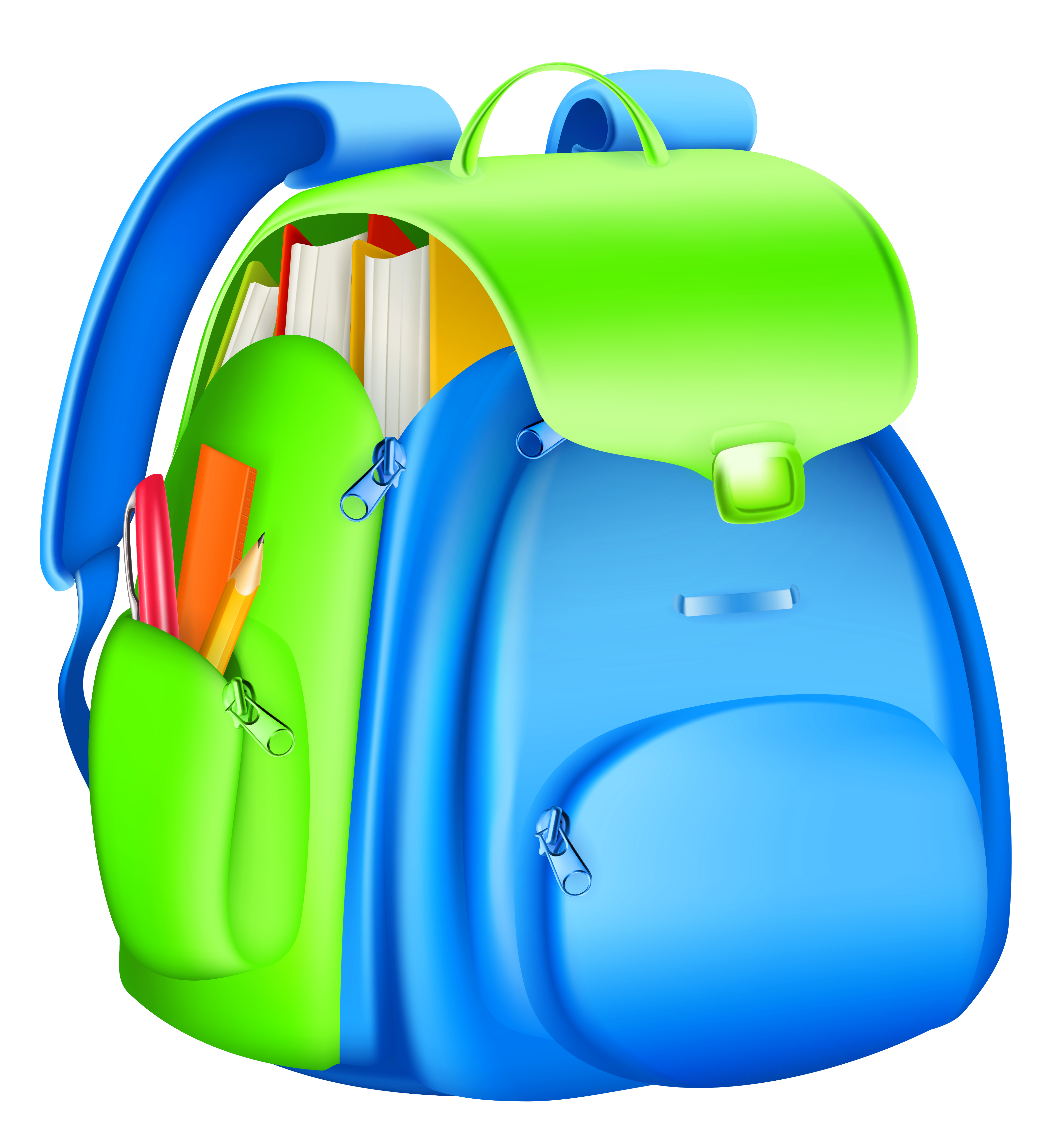 4318x4627 School Backpack Clipartu200b Gallery Yopriceville