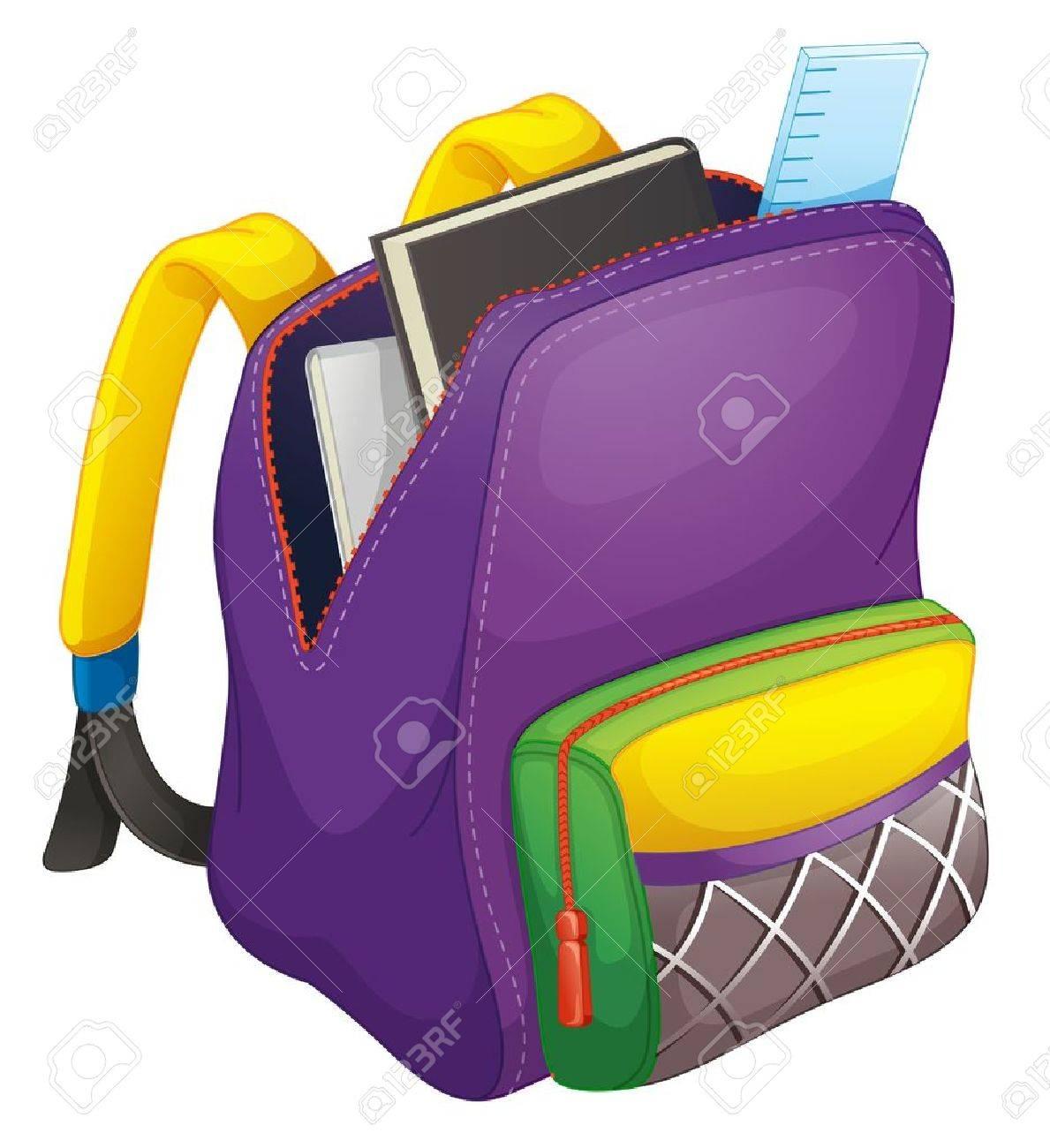 1189x1300 School Bag Clipart. School Bag Images Clip Art Clipart