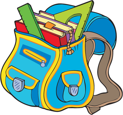 392x368 School bag clip art free vector download (213,901 Free vector) for
