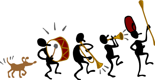 604x313 Instrument clipart school concert