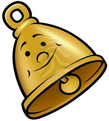 362x400 School Bell Clip Art Free – Cliparts