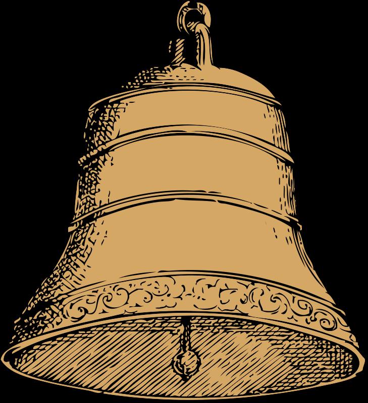 729x800 School Bell Clip Art Clipart Image