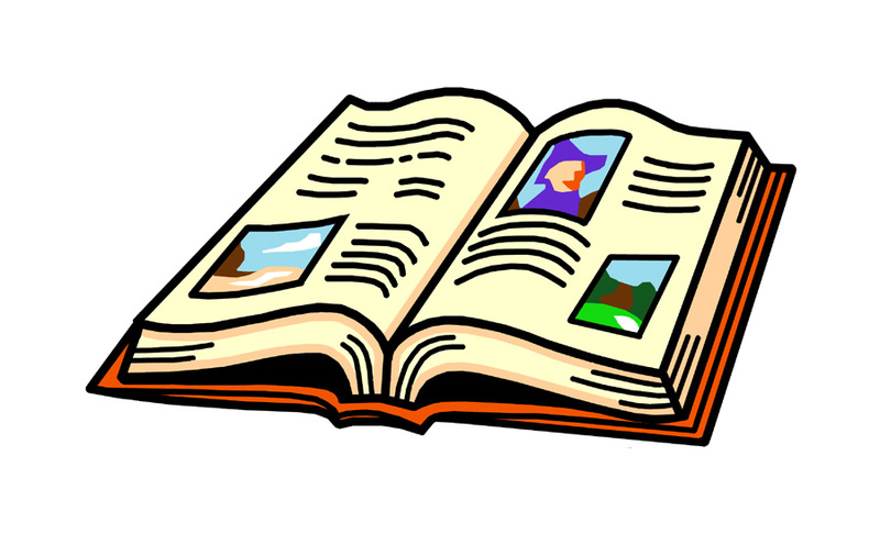 800x486 Book Clipart Yearbook