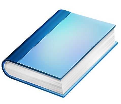 477x412 Free Book Clipart Image