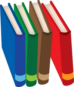 258x300 Books Clipart Image