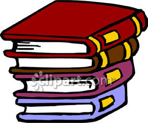 300x249 School Book Clipart Clipart