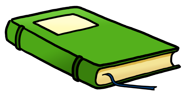 650x344 Best Closed Book Clipart