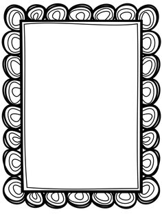 236x312 School Page Borders Black And White Borders Clipart Black
