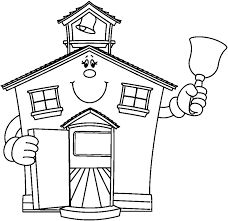 228x221 Elementary School Clipart Black And White