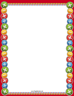281x364 Kids Amp School Page Borders