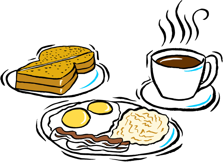 750x544 Breakfast Clipart Fresh