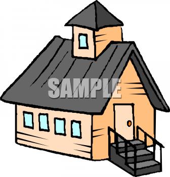 336x350 Royalty Free School Architecture Clip Art, Buildings Clipart