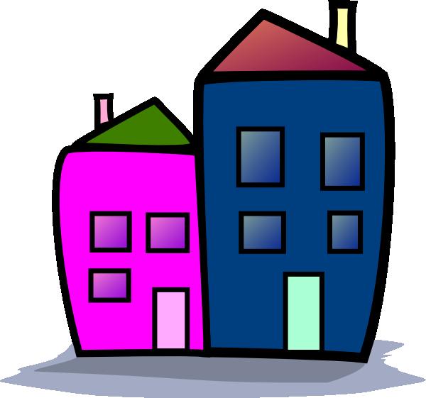 600x561 Building Clip Art