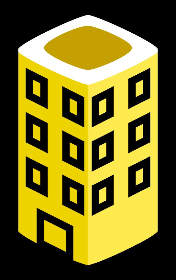 568x900 Building Cliparts