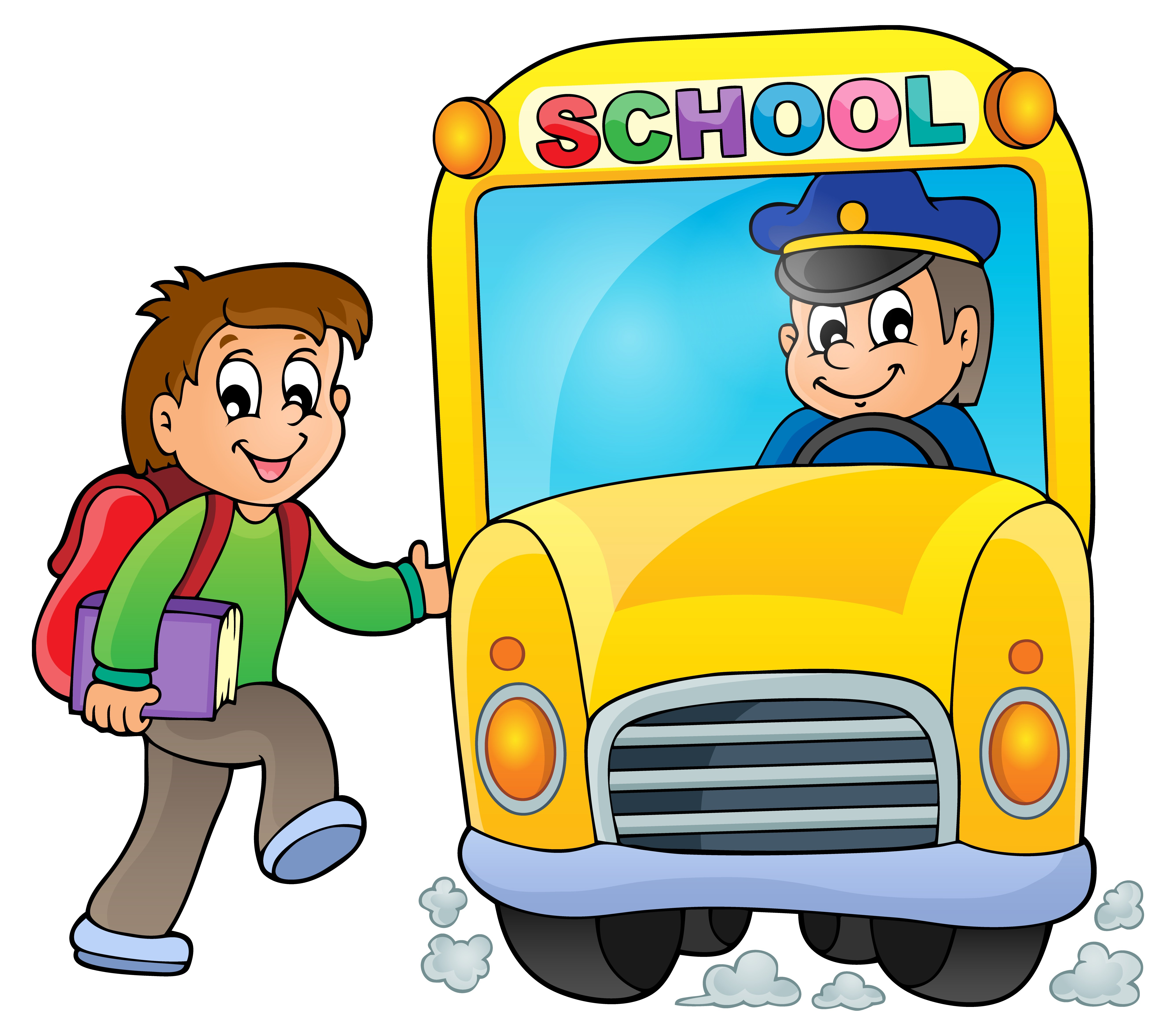 5343x4706 School Bus Safety Nebraska School Transportation Association