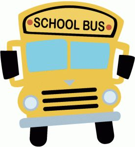 276x300 Best 25+ Cartoon school bus ideas Happy faces